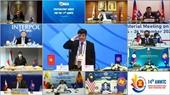 Khẳng định quyết tâm của khu vực ASEAN trong phòng ,chống tội phạm