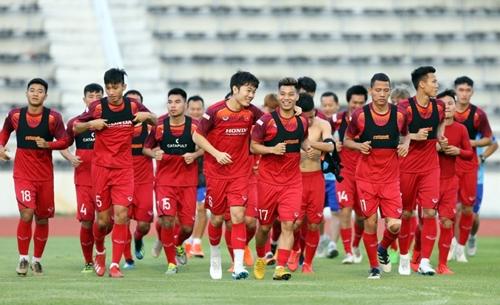 Đội tuyển Quốc gia sẽ hội quân đợt đầu tiên trong năm 2020
