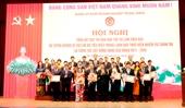Tuyên dương 75 bí thư chi bộ tiêu biểu Đảng ủy Khối Doanh nghiệp Trung ương