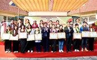 Tuyên dương 170 học sinh, sinh viên dân tộc thiểu số xuất sắc, tiêu biểu Thủ đô