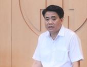 Chuẩn bị xử kín cựu Chủ tịch Hà Nội Nguyễn Đức Chung