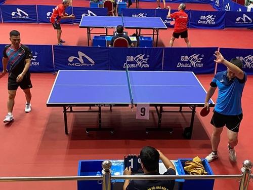 Hơn 300 tay vợt tham gia giải Cúp Báo Hànộimới lần thứ VIII năm 2020