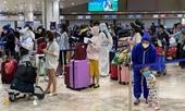Đưa gần 240 công dân Việt Nam từ Philippines về nước