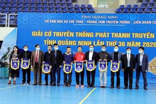 Giải cờ truyền thống phát thanh - truyền hình tỉnh Quảng Ninh