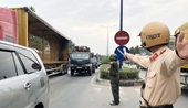 Bình Dương Tăng cường nhiều biện pháp đảm bảo trật tự an toàn giao thông
