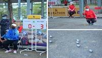 Hơn 130 vận động viên tham dự Giải Bi sắt vô địch đồng đội quốc gia