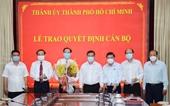 Đồng chí Lê Thanh Liêm giữ chức Trưởng ban Nội chính Thành ủy TP Hồ Chí Minh