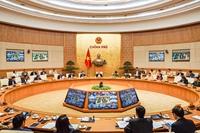 Chính phủ chỉ đạo 5 nhóm nhiệm vụ trọng tâm đảm bảo trật tự, an toàn giao thông