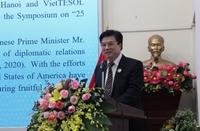 25 năm hợp tác Việt Nam - Hoa Kỳ trong giảng dạy tiếng Anh