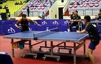 Khai mạc giải Bóng bàn các cây vợt xuất sắc toàn quốc