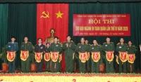 Hội thi thợ giỏi ngành in toàn quân năm 2020