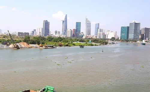 Chuyển luồng hàng hải sông Sài Gòn thành luồng đường thủy nội địa