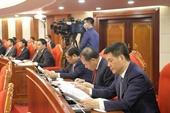 Ngày làm việc thứ hai, Trung ương tiếp tục thảo luận về Dự thảo các Văn kiện trình Đại hội XIII