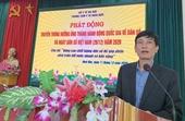 Hoài Đức Phát động truyền thông hưởng ứng Ngày dân số Việt Nam