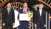 Công ty Nhiệt điện Thái Bình được vinh danh Doanh nghiệp bền vững năm 2020