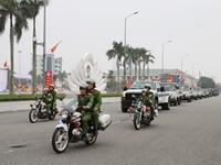 Công an tỉnh Hà Tĩnh mở đợt cao điểm tấn công trấn áp tội phạm