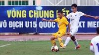 8 đội bóng tham gia Vòng chung kết U15 Cúp Quốc gia 2020