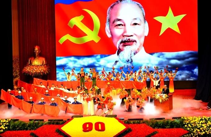 Tuyên truyền kỷ niệm các ngày lễ lớn và sự kiện lịch sử quan trọng trong năm 2021