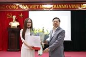 Đồng chí Vũ Diệu Thu giữ chức Ủy viên Ban biên tập Báo điện tử Đảng Cộng sản Việt Nam