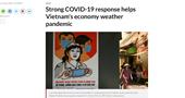 AFP ca ngợi các biện pháp ứng phó mạnh mẽ của Việt Nam trước đại dịch COVID-19