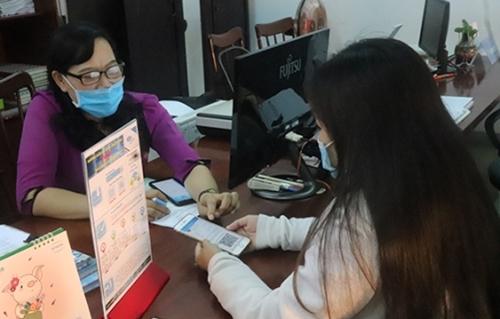 Người dân được hưởng tiện ích từ VssID -Bảo hiểm xã hội số