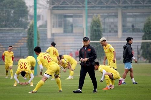 Khán giả được xem trực tiếp trận đấu giữa đội tuyển quốc gia và U22 Việt Nam