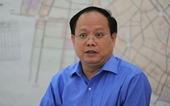 Khởi tố ông Tất Thành Cang - cựu Phó Bí thư thường trực Thành ủy TP Hồ Chí Minh