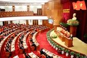 Thông báo Hội nghị lần thứ 14, Ban Chấp hành Trung ương Đảng khoá XII