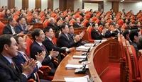 Phiên bế mạc Hội nghị lần thứ 14 Ban Chấp hành Trung ương khóa XII