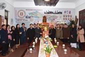 Đồng bào Công giáo góp phần xây dựng khối đại đoàn kết toàn dân tộc