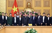 Thủ tướng làm việc với lãnh đạo các tỉnh Thái Bình, Thừa Thiên-Huế, Trà Vinh