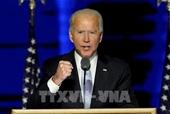 Thế giới tuần qua Chiến thắng không thể đảo ngược của ông Joe Biden