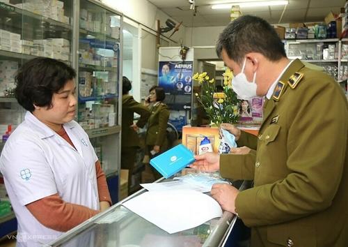 Đẩy mạnh thanh, kiểm tra về y tế trong dịp Tết Nguyên Đán