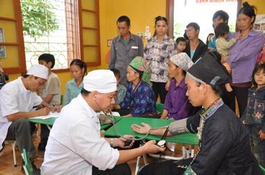 Hà Giang Chú trọng công tác chăm sóc sức khỏe nhân dân