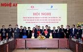 Tỉnh Nghệ An và Tập đoàn VNPT đẩy mạnh hợp tác triển khai mô hình chính quyền điện tử