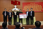 Chủ tịch Quốc hội Nguyễn Thị Kim Ngân thăm, làm việc tại Quảng Nam