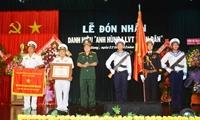 Trao danh hiệu Anh hùng lực lượng vũ trang nhân dân cho Lữ đoàn 962