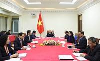Hợp tác kinh tế thương mại là trọng tâm và động lực của quan hệ song phương Việt Nam – Hoa Kỳ