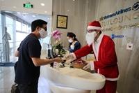 Hàng nông sản Việt Nam là quà Noel cho khách bay hạng thương gia