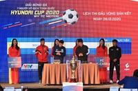 Giải bóng đá 7 người toàn quốc sẽ khởi tranh vào cuối tháng 12