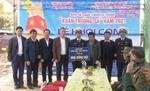 """Chương trình """"Xuân Trường Sa"""" tặng nhà tình nghĩa tại Quảng Bình"""