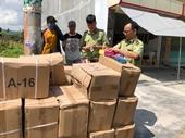Lào Cai Tăng cường công tác kiểm soát hàng hóa dịp cuối năm