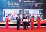 EVN được trao giải thưởng Giọt hồng năm 2020