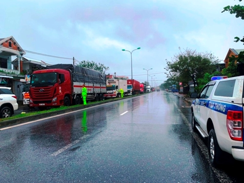 Thừa Thiên Huế triển khai nhiều giải pháp đảm bảo an toàn giao thông dịp Tết