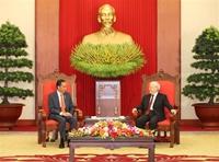 Thư chúc mừng nhân kỷ niệm 65 quan hệ ngoại giao Việt Nam – In-đô-nê-xi-a