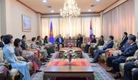 Thúc đẩy quan hệ hợp tác giữa Việt Nam và các nước ASEAN