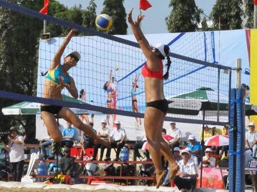 Chưa xác định thời gian tổ chức Đại hội thể thao bãi biển châu Á