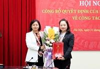 Hà Nội Trao Quyết định điều động, phân công Bí thư Huyện ủy Ứng Hòa