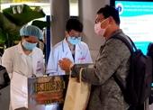 Tổ chức 5 đoàn kiểm tra việc quản lý nhập cảnh, giám sát y tế phòng dịch COVID-19