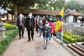 Hà Nội đón trên 118 000 lượt khách trongTết Dương lịch